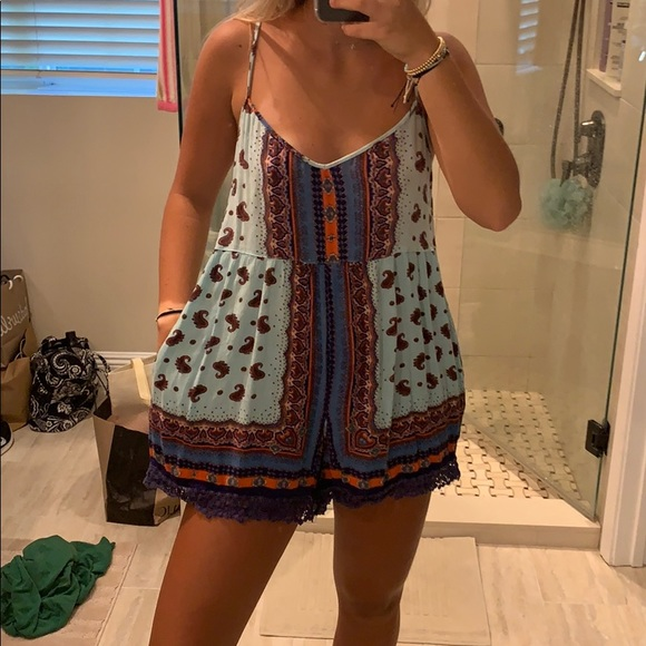 Angie Other - Romper! (Fits very well!)